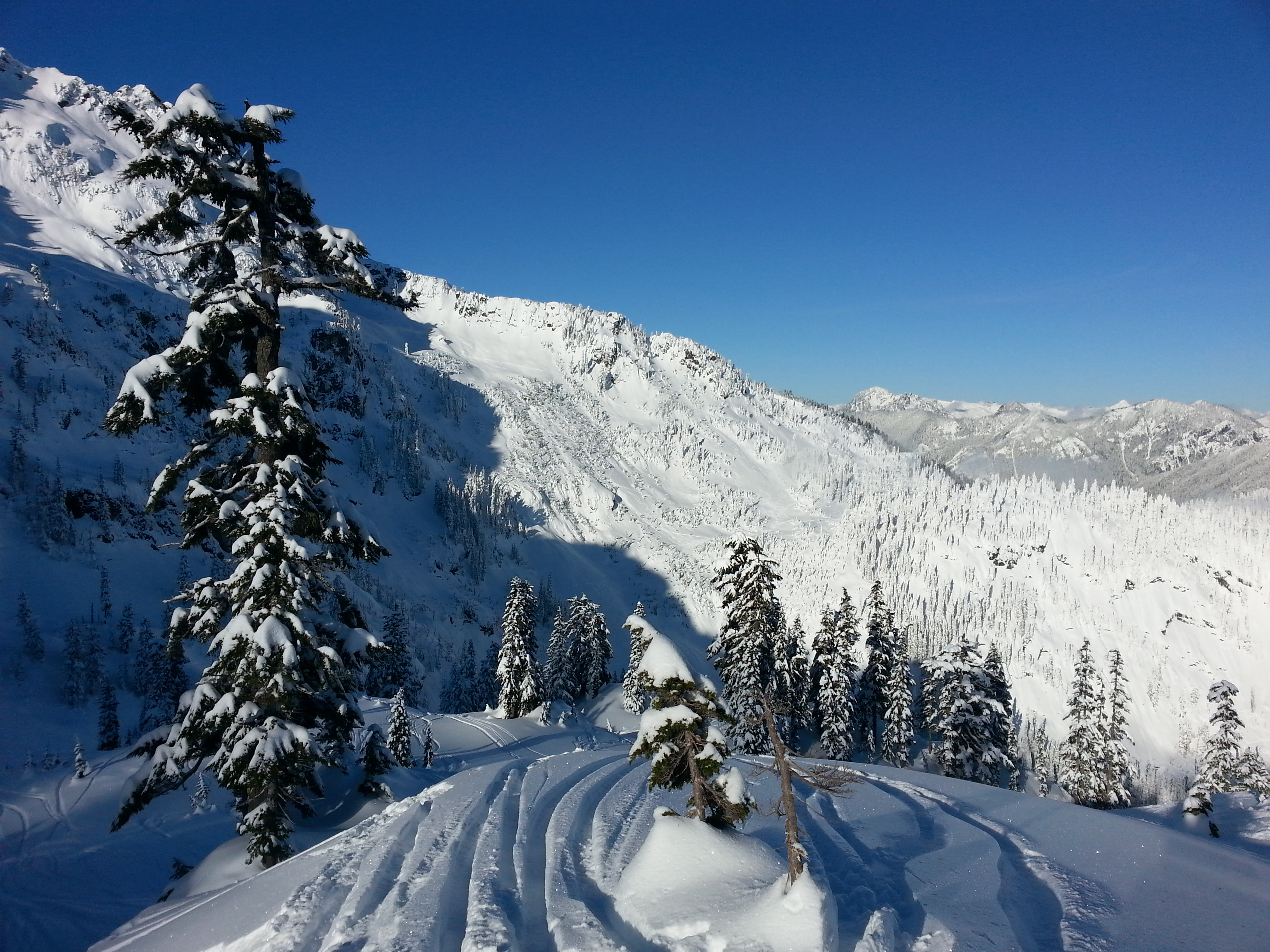 Alpental Backcountry